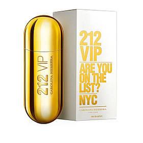 Carolina Herrera 212 VIP for Women | Парфюмированная вода (гурманский восточный аромат) | Реплика