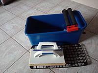 Набор для плиточника (ведро и ролики разного цвета!!!)