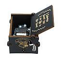 Деревянная музыкальная шкатулка Гарри Поттер, фото 4