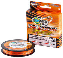 Шнур Power Pro Bite Motion 150m Orange/Black 0.13mm 8kg/18lb