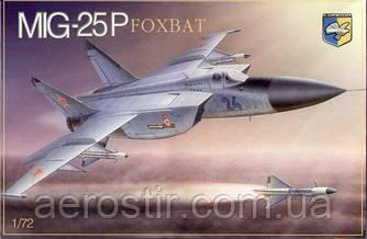 МиГ-25П. 1/72 Condor 72012
