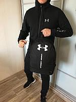Спортивный костюм мужской Under Armour x black / осенний весенний ТОП качество