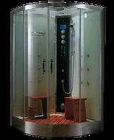 Гидробокс Grandehome с паром WS105/S6 120х120х2240см