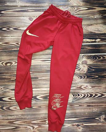 Женский спортивный костюм Nike, трехнитка (Реплика), фото 2