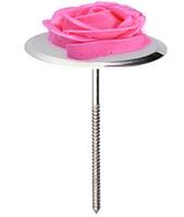 Подставка-гвоздь для изготовления кремовых цветов (диаметр 3 см) арт. 840-2244, фото 1