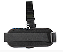 Кобура съемная набедренная черная, чехла под запасной магазин для пистолета ПМ, фото 2