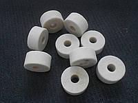 Абразивный круг шлифовальный (электрокорунд белый) 25А ПП 14Х20Х6