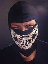 """Балаклава """"White Skull"""" (белые скулы)"""