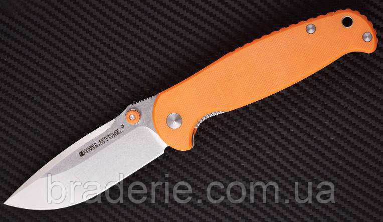 Нож складной Real Steel H6 Camo Bright