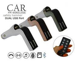 FM - модулятор 590 Bluetooth + пульт
