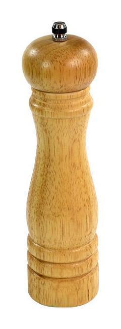 Мельница для специй (перцемолка) Fissman Spice 20см, светлый бамбук