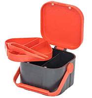 Контейнер для наживки 3 in 1 bait box