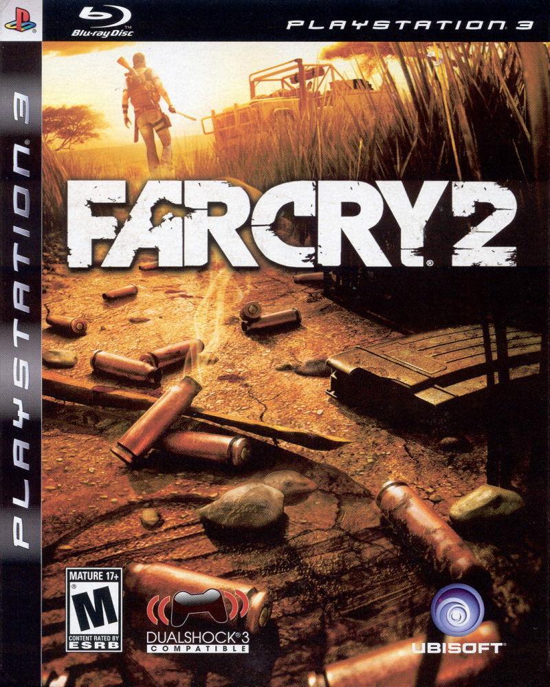 Игра для игровой консоли PlayStation 3,  FAR CRY 2 (БУ)