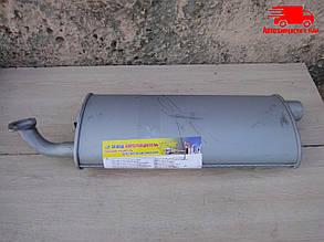 Глушитель ВОЛГА ГАЗ 31029, 3102, 3110 двигатель ДВС 402, -406, -560 (Автоглушитель). 3102-1201008-03
