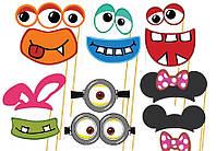 Фотобутафория Детская 13 предметов