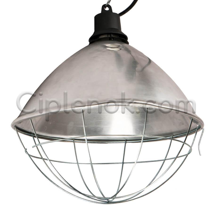 Защитный абажур (теплоизлучатель) для ИК ламп, ø 35 см