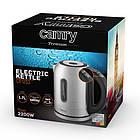 Электрочайник Camry CR 1253  с контролем температуры и смена цвета 1,7 литр, фото 4