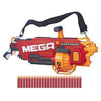 Игрушечное оружие Hasbro Бластер НЁРФ МЕГА МАСТОДОН (B8086)