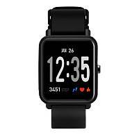 Спортивные часы JETIX FitPro с GPS трекером  (Black)