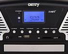 Музыкальный проигрыватель-грамофон Camry CR 1134 b, фото 8