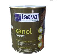 Полиуретановая грунтовка для дерева на водной основе прозрачная Ксанол Тапапорос 0,75л