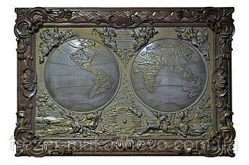 Мапа Пано 117 Х 80 золото