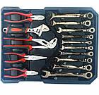 Профессиональный набор инструментов DMS® 450 пр с тележкой, фото 5