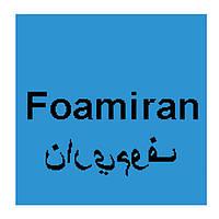 Фоамиран темно-голубой Иранский 20х15 см, толщина 1 мм