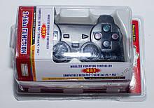 Джойстик безпровідний Sony PlayStation 2/ 3/ PC (BOX)