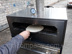 Пицце-печь на хоспер, печь-гриль BQ-2