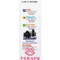 Пластина резьбовая DESKAR 16ER 3.5ISO LDA