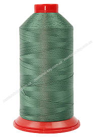 Нитка взуттєва POLYART(ПОЛИАРТ) N40 821 колір зелений 3000м.