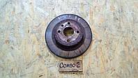 Диск тормозной задний для Опель Комбо / Opel Combo 2002-2011
