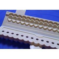 Молд для изготовления ракушек из мастики 9см(код 01472)