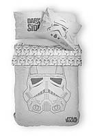 Комплект постельного белья NR 1436 Star Wars M&M 9447 Серый