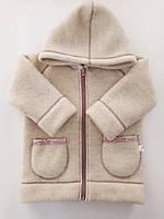 Куртка з шерстефлісу
