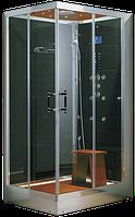 Гидробокс Grandehome с паром  WS117R/S6 120х90х2240см