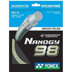 Струна Yonex Nanogy 98 (10m)