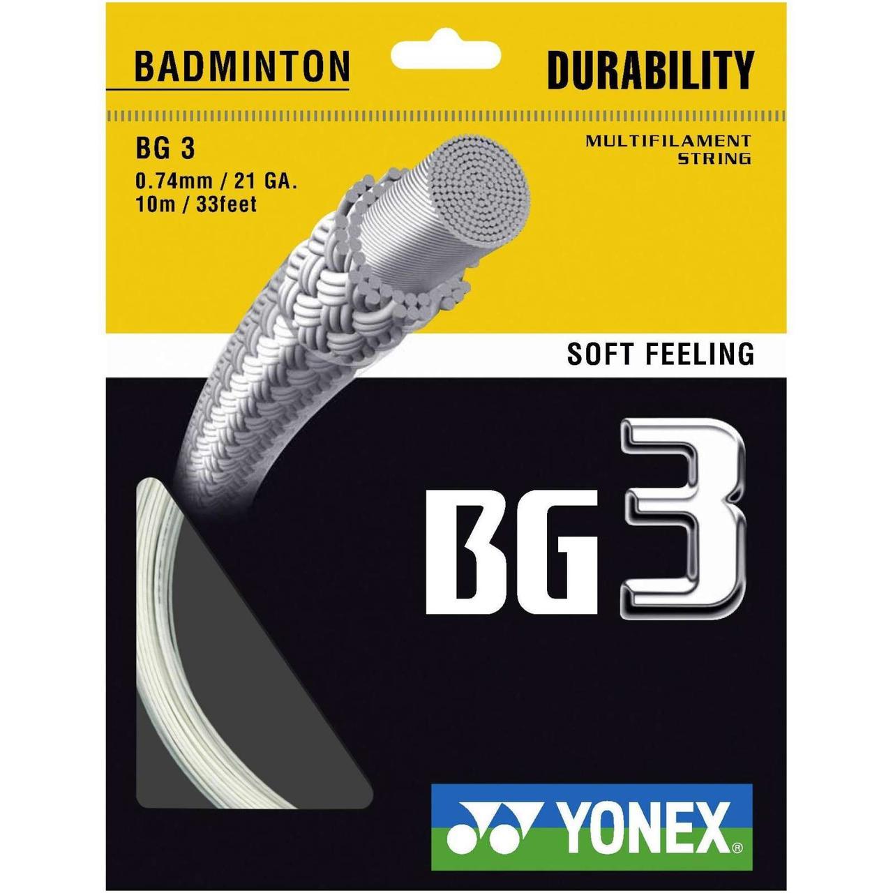 Струна Yonex BG-3 (10m)