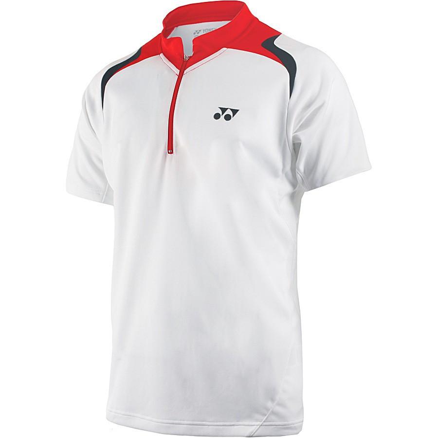 Мужское поло Yonex 10134 Mens Polo Shirt White