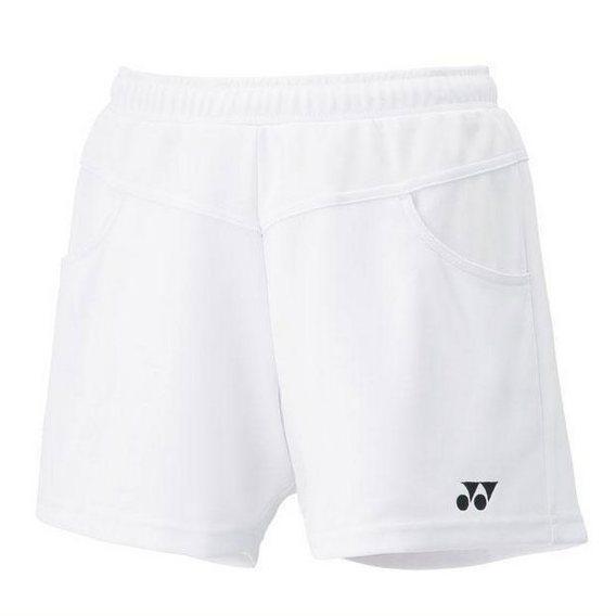 Женские спортивные шорты Yonex 25013 Ladies Shorts White