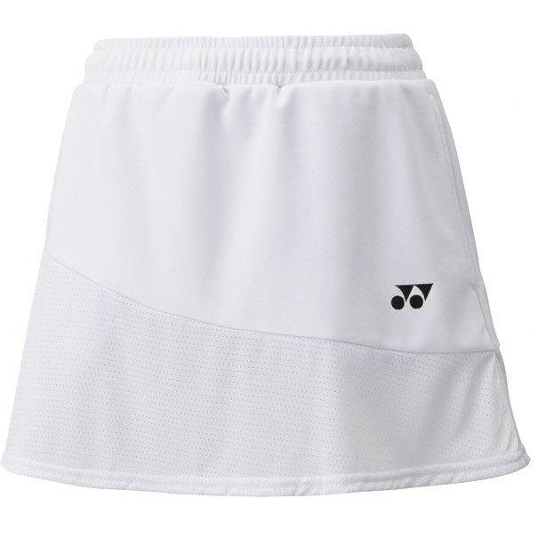 Спортивная юбка Yonex 26020  Ladies Skirt White