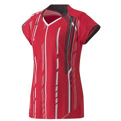 Футболка Yonex 20235 Ladies Polo Crystal Red