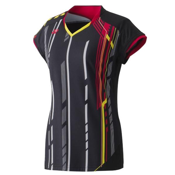 Футболка Yonex 20235 Ladies Polo Black