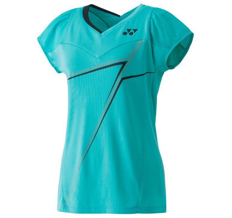 Футболка Yonex 20238 Ladies Polo Aqua