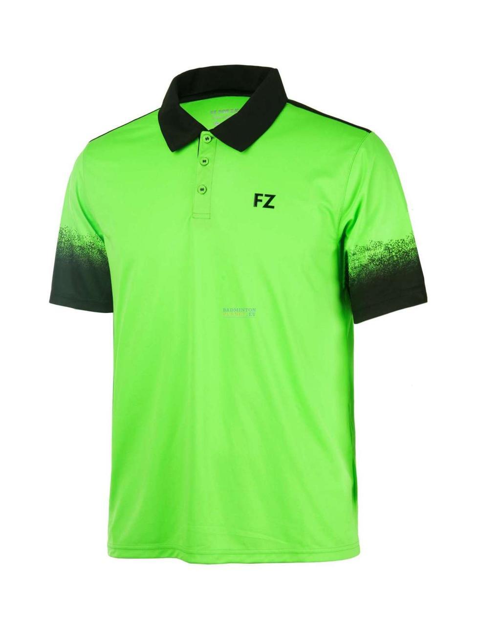 Футболка FZ Forza Dublin Polo Mens Green Gecko