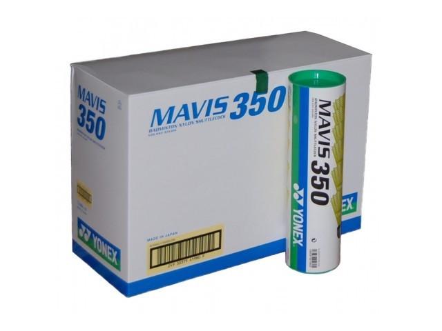 [:ru]Воланы пластиковые Yonex Mavis 350 Box (10x1/2 doz.)[:uk]Волани пластикові Yonex Mavis 350 Box (10x1/2