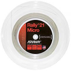 Струна ASHAWAY Rally Micro 21 (200m)
