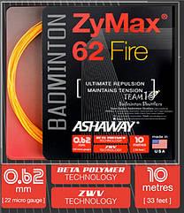 Струна ASHAWAY Zymax 62 Fire