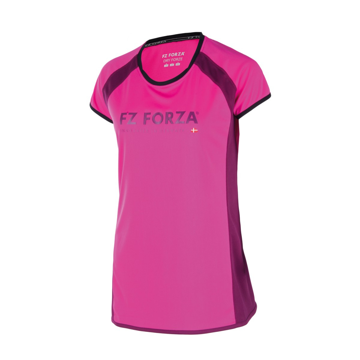 Футболка FZ Forza Tiley Tee Womens T-Shirt Magenta Purple